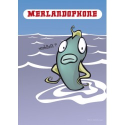 Carte postale Merlandophone