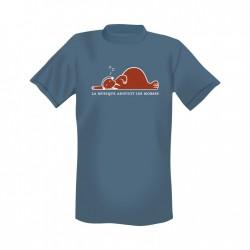 T-Shirt Dames La musique adoucit les morses