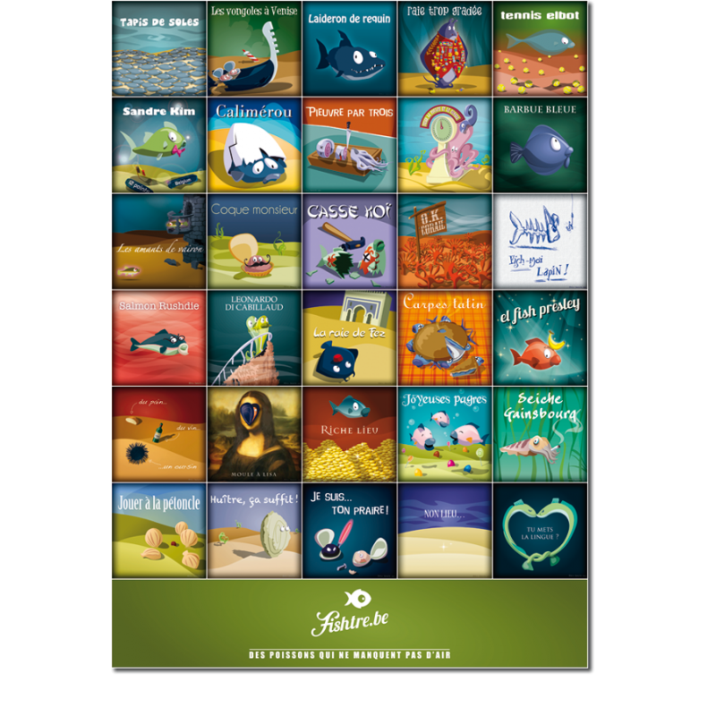 Poster Fishtre 2