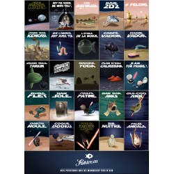Poster Fishtre Star Wars