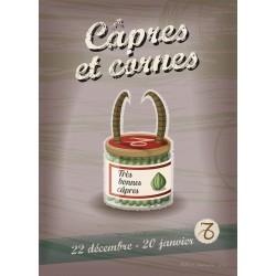 Carte A5 Câpres et cornes