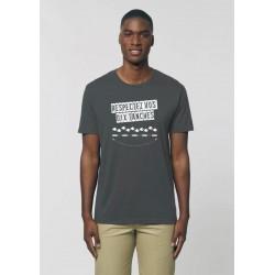 """T-Shirt """"Respectez vos dix tanches"""""""