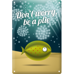 Don't worry be a plie