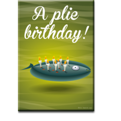 A plie birthday