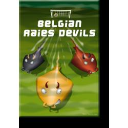 Belgian raies devils