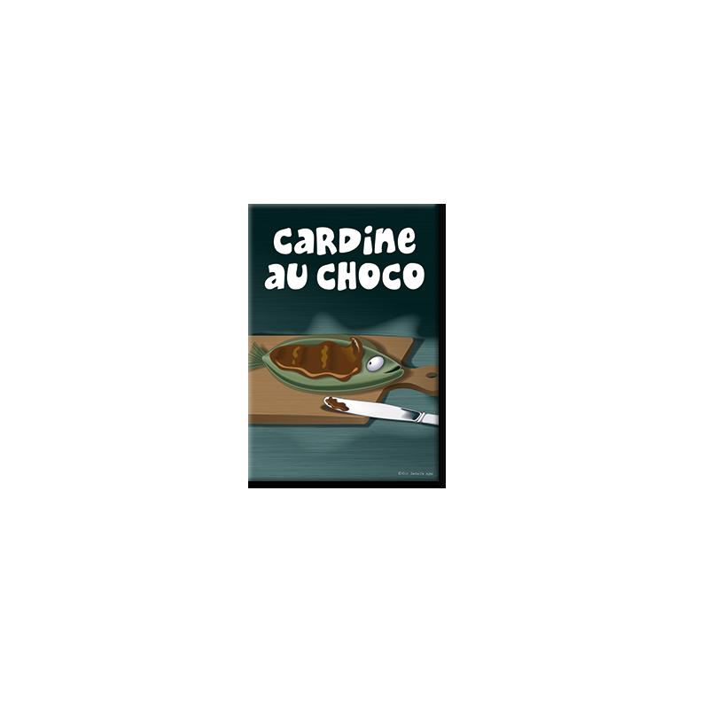 Cardine au choco