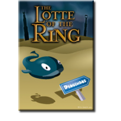 The lotte of the ring