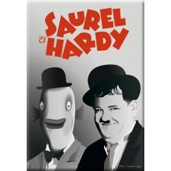 Saurel et Hardy